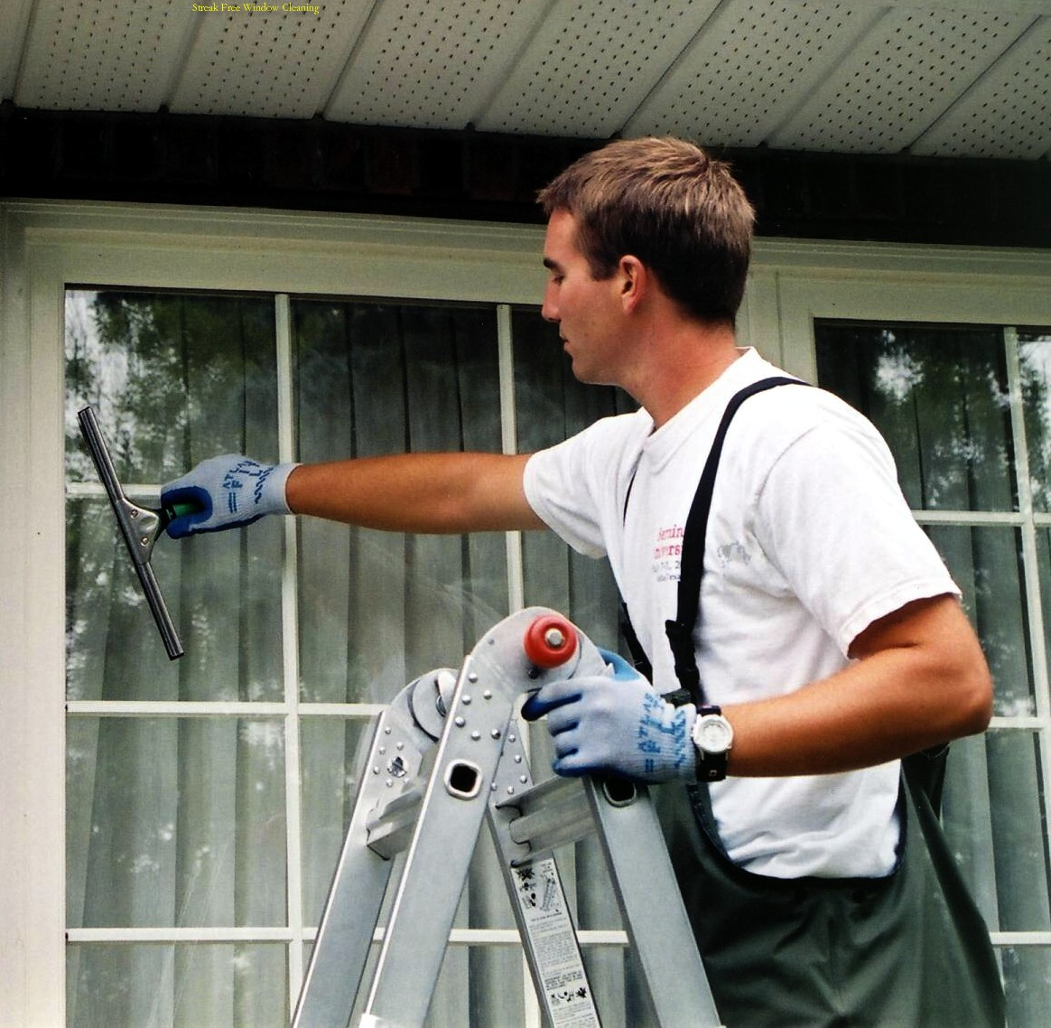 residential window cleaning sherwood park